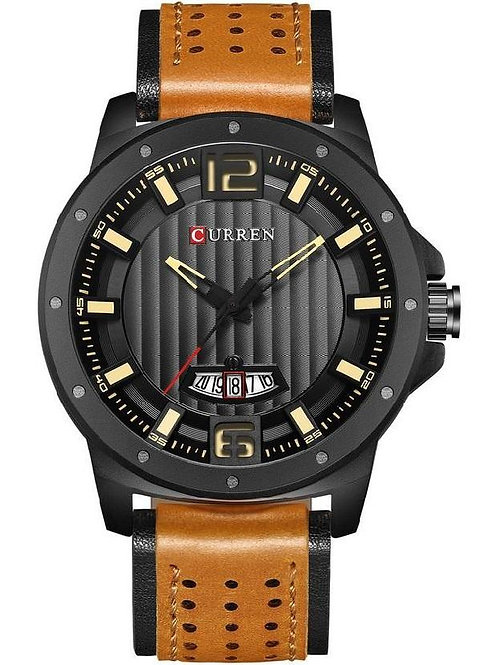 CURREN Water Resistant Watch