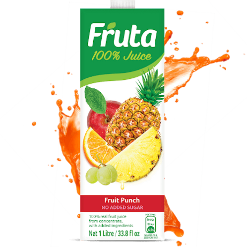 Fruta Juice 1 Litre: 33.8 fl oz