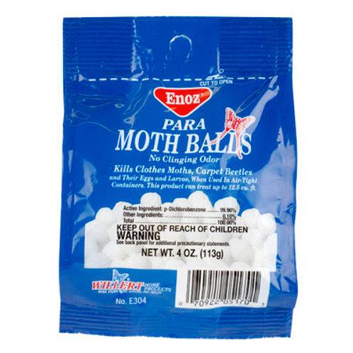 Enoz 4oz Moth Balls