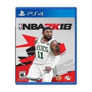 NBA 2K18, 2k17