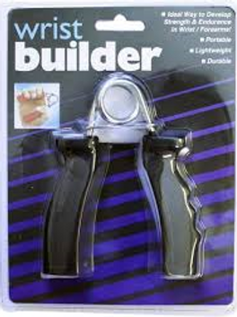 Wrist Builder Hand Grip Fitness Exercise Arm