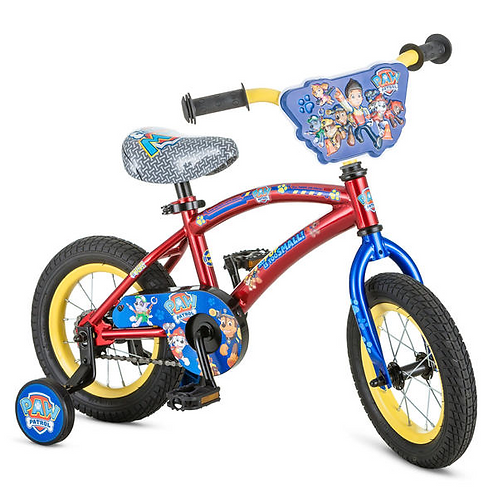 "Nickelodeon Paw Patrol 12"" Boys' Bike"