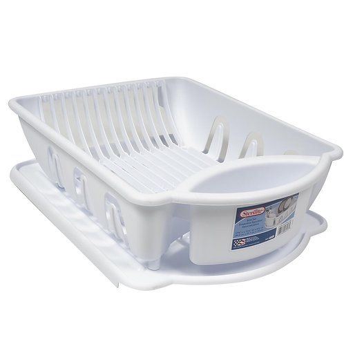 Sterilite 2pc Dish Drainer Set