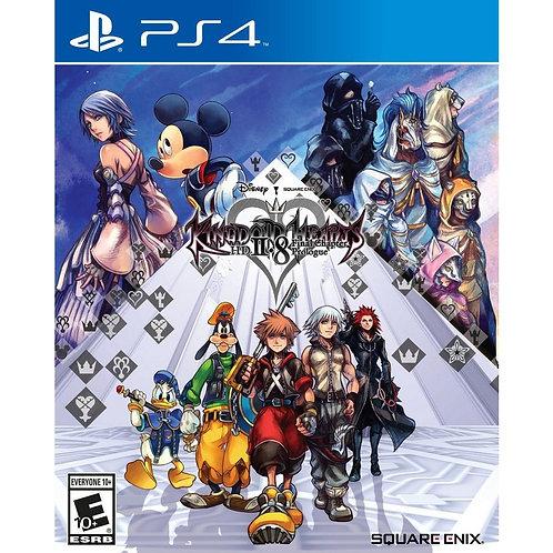 Kingdom Hearts H.D 2.8 Final Chapter Prologue