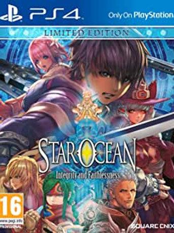 Star Ocean: Intergity and Faithlessness
