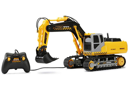 New Bright Mega Excavator Remote Control Vehicle