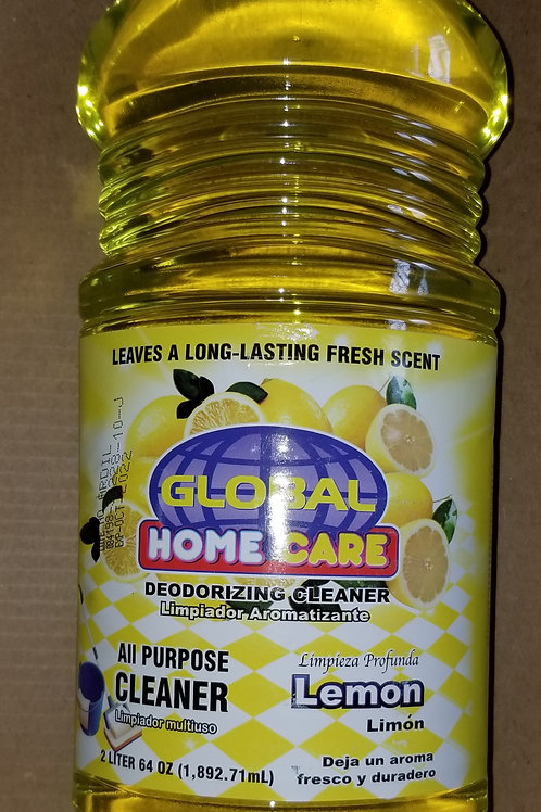 Global Home Care Deodorizing Cleaner 64oz
