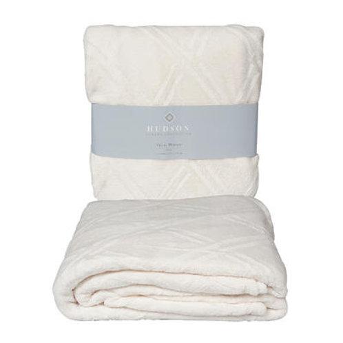 Hudson Velvet Blanket- King