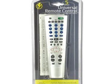 5 Device Universal Remote Control