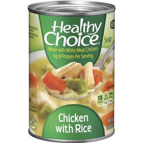 Healthy Choice Soup 15 oz