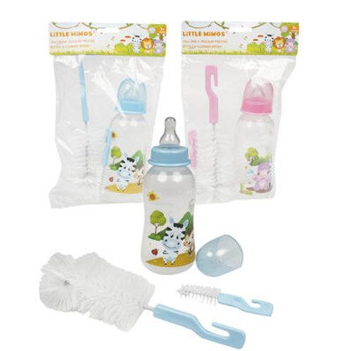 12oz Baby Bottle Set