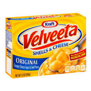 Velveeta Original Shells & Cheese, 12oz