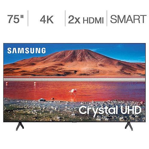"Samsung 75"" Class - TU700D Series - 4K UHD LED LCD TV"