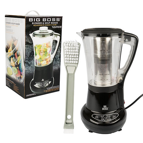 BLENDER, 800 watt SOUP MAKER