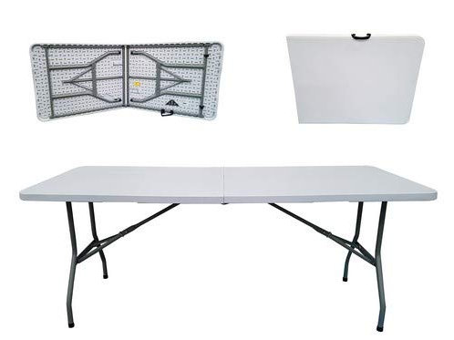 Northwest Territory 6' Fold in half tables