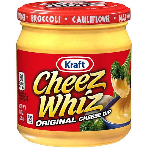 Kraft Cheez Whiz