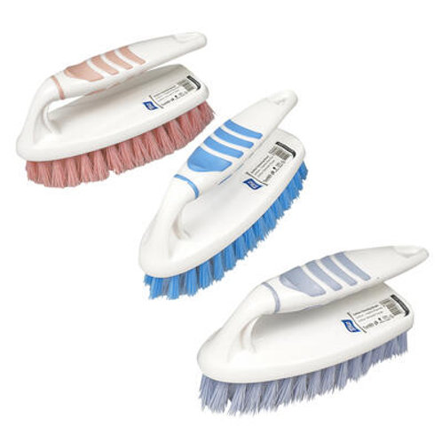 2 Toned Plastic Cleaning Brush