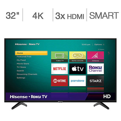"Hisense 32"" Class - H4 Series - 720p LED LCD TV"