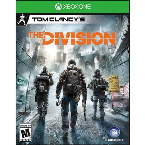 TOM CLANCY, The Division