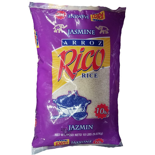 Rico Jasmine Rice (10 lb.)