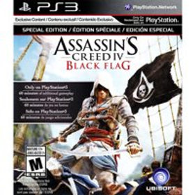 PS3 Assassin Creed IV Black Flag