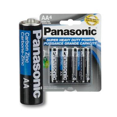 Panasonic AA Battery 4-pack