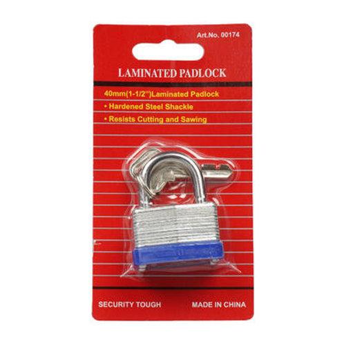 Laminated Padlock- 40mm