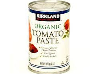 Kirkland Signature Organic Tomato Paste, 6 oz,
