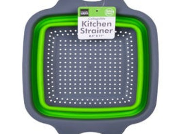 Collapsible Kitchen Strainer