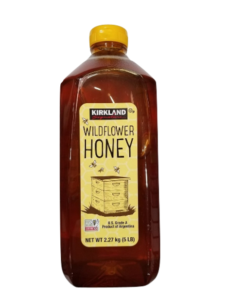 Kirkland Wildflower Honey, 80 oz.