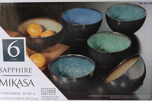 MIKASA Sapphire Bowls