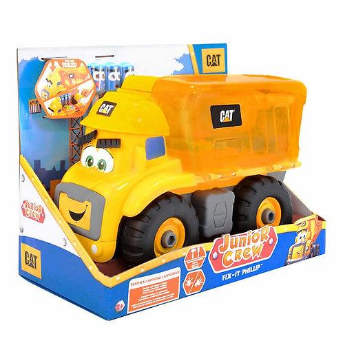 CAT Junior Crew Fix-It Phillip Construction Truck