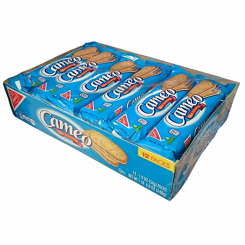 Nabisco Cameo Single Servings 12 ct. 1.09 oz.