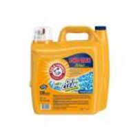 224 oz. Fresh Scent Liquid Laundry Detergent with OxiClean Stain Fighters (128 L