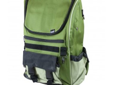 Kidaroo Khaki Multi Compartment Backpack