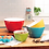 Thumbnail: 4-piece Melamine Mixing Bowls with Lids