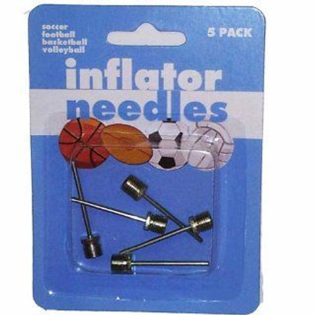 5 piece Ball Inflator Needles