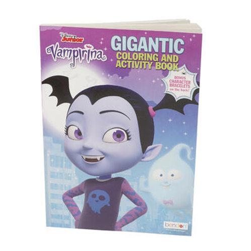 Vampirina Gigantic Coloring and Activity Book