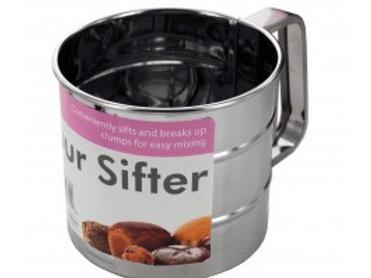 Metal Flour Sifter