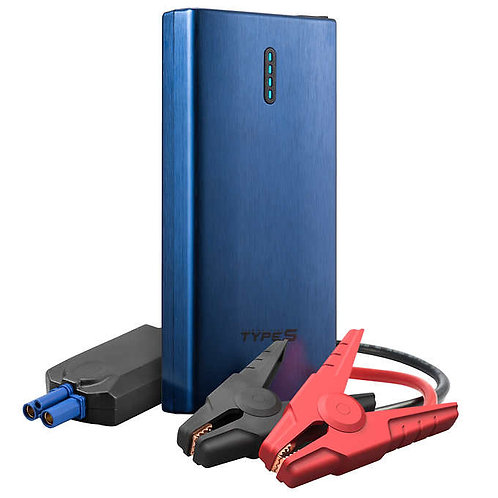 Type S Lithium Jump Starter Portable Power Bank