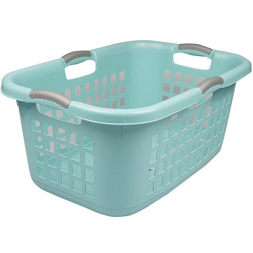 Sterlite Laundry Basket- bu- Aqua