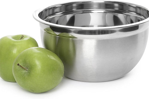 Sharper Image Stainless Steel Bowl