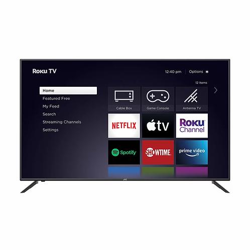 "JVC 58"" Class Elite Series 4K Ultra HD ROKU Smart TV"