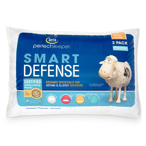 Serta Perfect Sleeper Bed Pillow -2 pack Standard