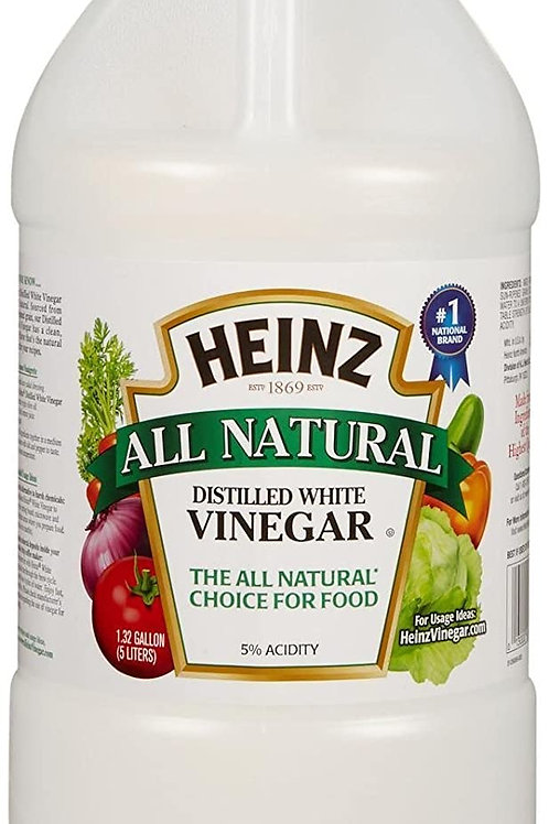 Heinz Distilled White Vinegar - 1.32 gal.