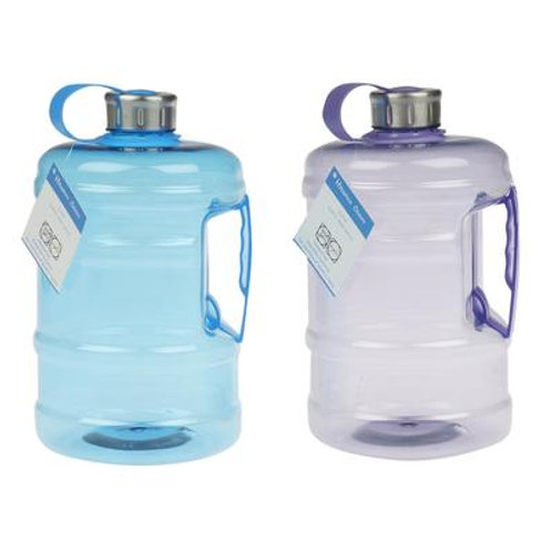 2 Liter Plastic Sports Bottle with Handle