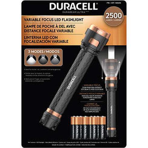 Duracell 2500L Flashlight