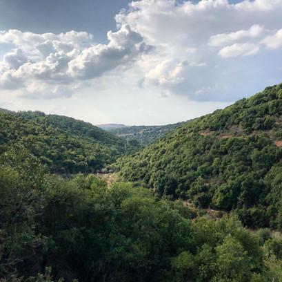 מסלול טבע מארץ האגדות,  בגליל העליון