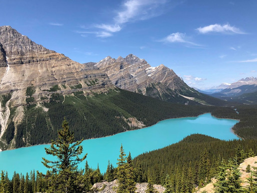 הרי הרוקיס הקנדים- טבע פראי של ימי בראשית