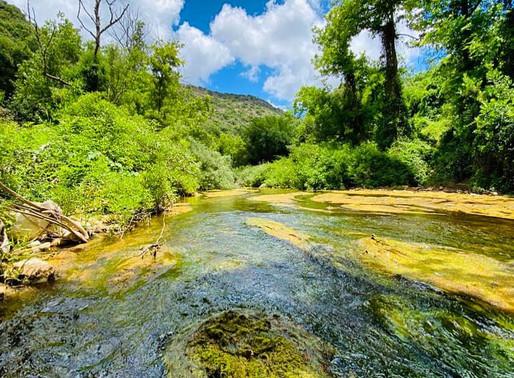 נחל כזיב - אחד הנחלים היפים בארץ
